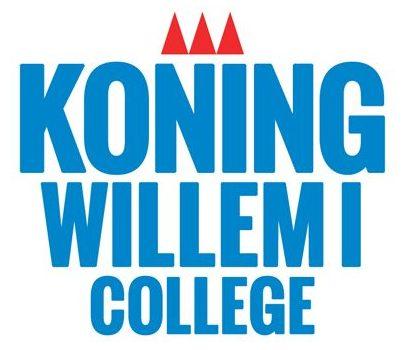 Logo van het Koning Willem I College in Den Bosch